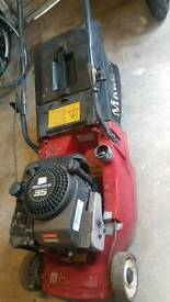 Mountfield lawnmower.
