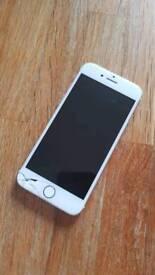 iPhone 7 Rose Gold 32gb DAMAGED