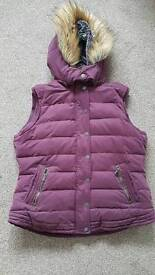 Fat Face females Gilet size 16