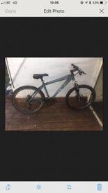 Kona Hoss Mountain Bike