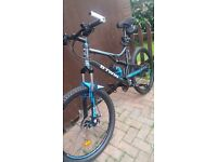 mountain bike mens swap for road racer bike
