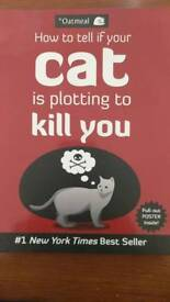 Cat owner joke gift