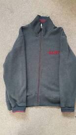 Men's Gant zipped jacket X Large size