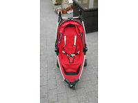 Quinny Zapp Pushchair with Travel Bag