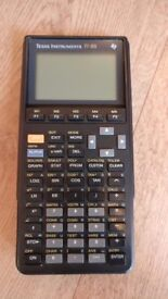 Texas Instruments TI-85 scientific graphing calculator