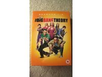 Big Bang Theory Season 1 to 5 box set