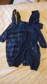 Rain Suit 12-18 months