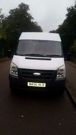 2006 Ford Transit 100 T350L RWD - White – 8 Seater - OPEN TO OFFERS!!!