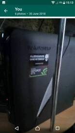 Alienware i7 gaming pc