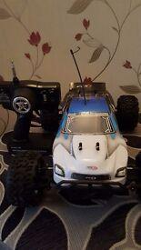 Carange ftx racing car