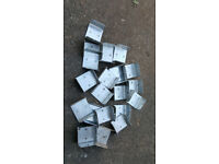 Fence panel clips 20x new , type 51