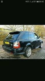 RANGE ROVER SPORT WANTED