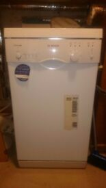 Bosch single dishwasher. Never used.