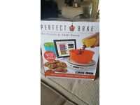 Perfect bake app controlled smart baking kit brand new