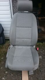 Nice set of seats to Audi A6 C6 estate