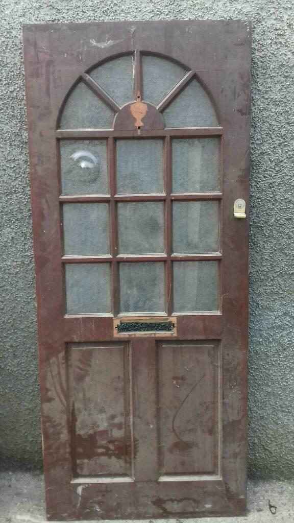 Front Door With Half Glass In Ballymena County Antrim Gumtree