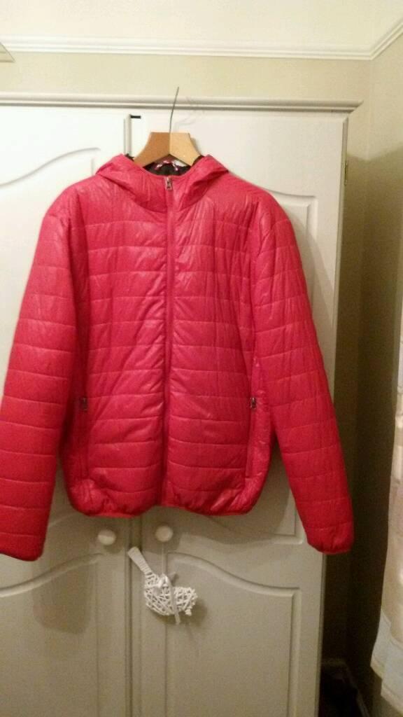 Mens Padded jacket size large