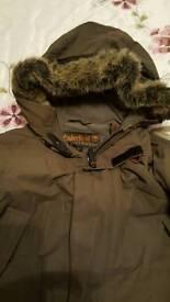 Genuine Timberland mens coat