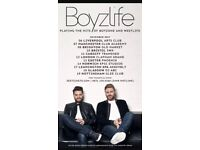 VIP Boys life tickets-meet and greet Keith Duffy and Brian McFadden-Norwich Epic Studios 14/12/2017