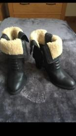 Brand new Clarks Boots