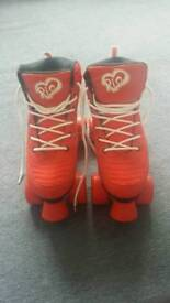 Rio Roller Skates & Safety Pads