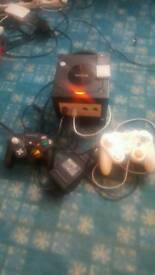 Gamecube console with extras/ cash or swaps