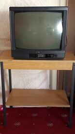 Fully working TV with stand !!