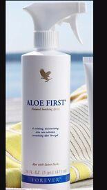 Forever Living Aloe First