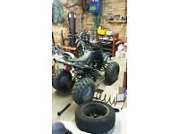 XL 110 semi auto quad