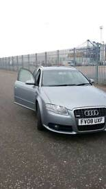 2008 Audi a4 2.0tdi advant low mileage