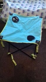 Childrens fold up table