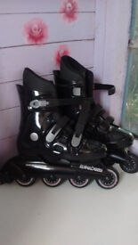 Roller blades Adult size 5-6