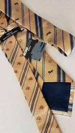 Michiko koschino men's tie ( NEW)