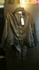 Ladies Gothic jacket size 20