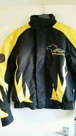 Hein gericke bike jacket