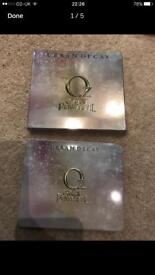 New Urban Decay limited edition Oz Great and Powerful eyeshadow palette