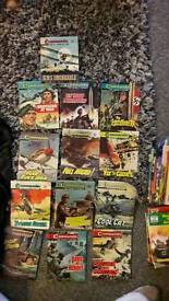 another small collection of army comics. collectors item