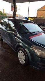 Vauxall astra 1.7 diesel hatchback