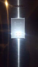 Mirror Shine Samsung American Fridge Freezer w/ Water Dispenser