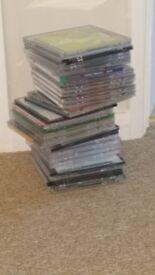 DVD/CD jewel cases