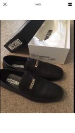 Moschino men's shoes authentic size 11
