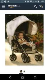 Infantino buggy sun shade