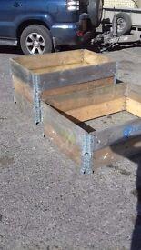 Timber colars