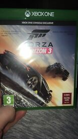 Forza horizon 3 new and sealed