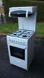Gas cooker with eye level grill for sale