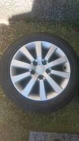 "Honda Civic Accord 16""Alloy wheels"