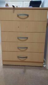 Free WARDROBES AND CHEST DRAWERS