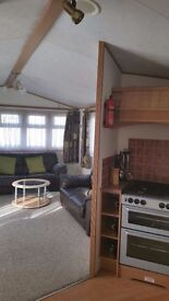 Willerby Static Caravan. - 5 mins from Chichester . Heated Pool on Site, Fishing Lakes, Beaches