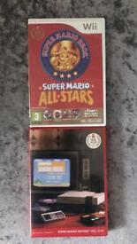 Super Mario All Stars wii edition