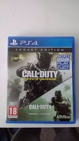 CALL OF DUTY INFINITE WARFARE 15£